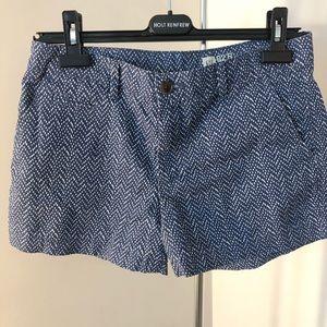 Gap Printed Cotton Shorts